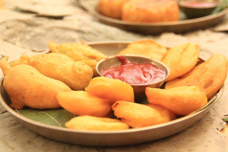 Gujarati food menu