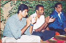 Mr. Venktesh Prasad at Rajwadu