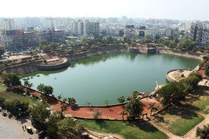 Vastrapur-Lake